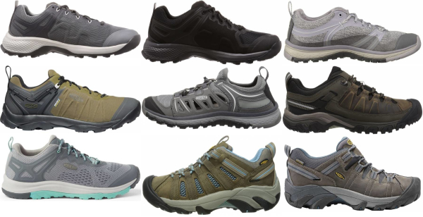 buy keen lightweight hiking shoes for men and women