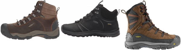 buy keen snow hiking boots for men and women