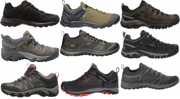 buy keen waterproof hiking shoes for men and women