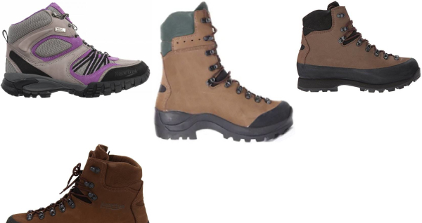 buy kenetrek hiking boots for men and women