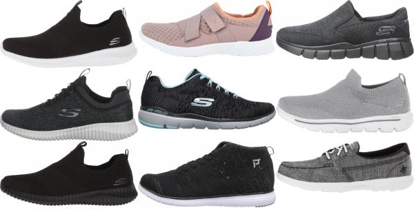 buy knit upper cobblestone walking shoes for men and women