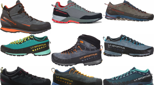buy la sportiva approach shoes for men and women