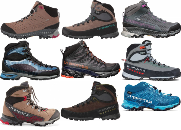 buy la sportiva hiking boots for men and women