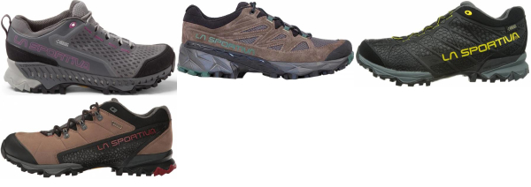 buy la sportiva hiking shoes for men and women