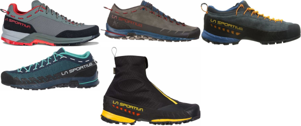 buy la sportiva mesh upper approach shoes for men and women