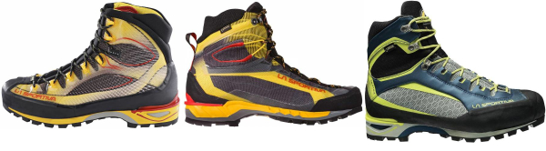 buy la sportiva mid cut mountaineering boots for men and women