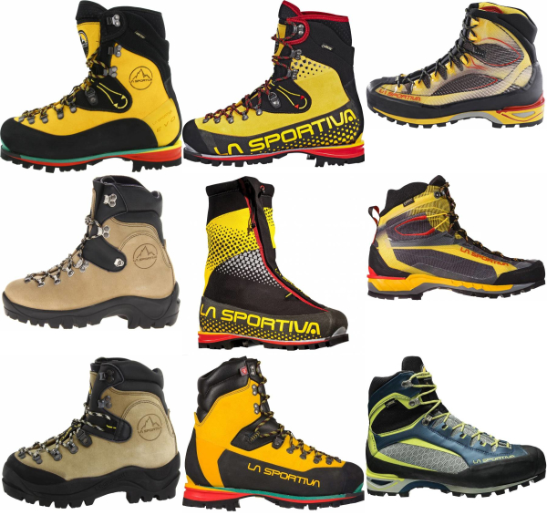 buy la sportiva mountaineering boots for men and women