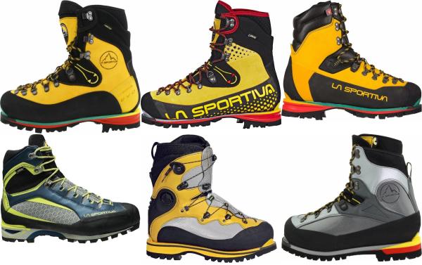 buy la sportiva winter mountaineering boots for men and women