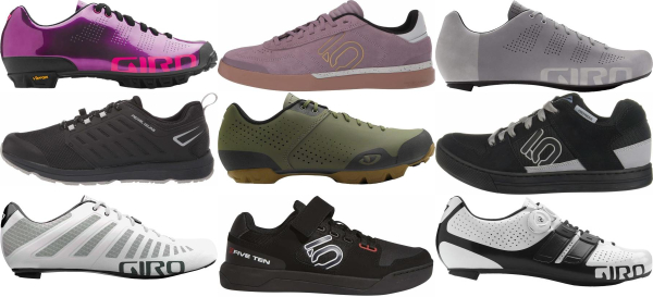 buy lace cycling shoes for men and women