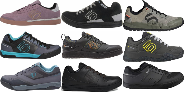 buy lace flat cycling shoes for men and women