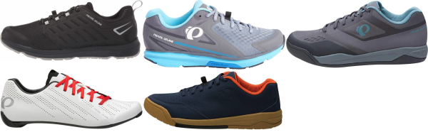 buy lace pearl izumi cycling shoes for men and women