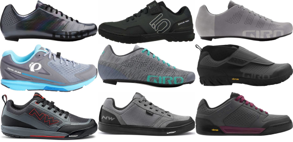 buy lace tucks grey cycling shoes for men and women
