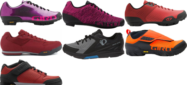 buy lace tucks red cycling shoes for men and women