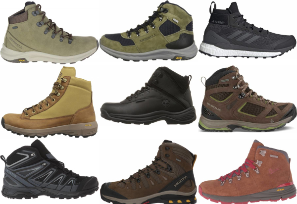buy lace up hiking boots for men and women