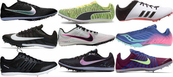 buy lace-up track & field shoes for men and women