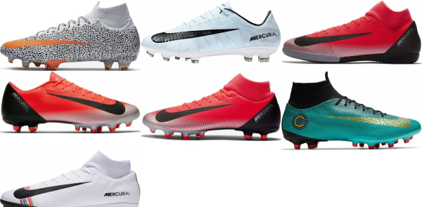 buy laced cristiano ronaldo  soccer cleats for men and women