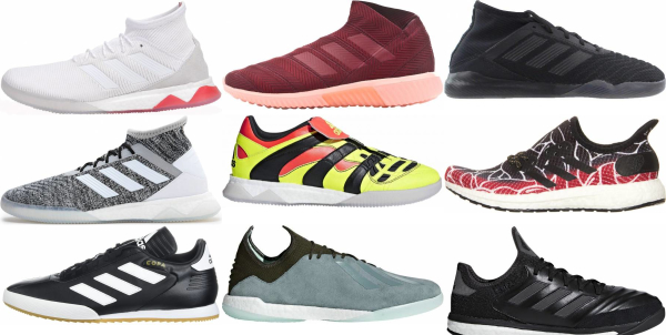 buy laced street soccer cleats for men and women