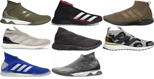 buy laceless street soccer cleats for men and women