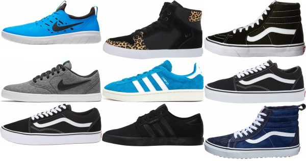 buy laces skate sneakers for men and women