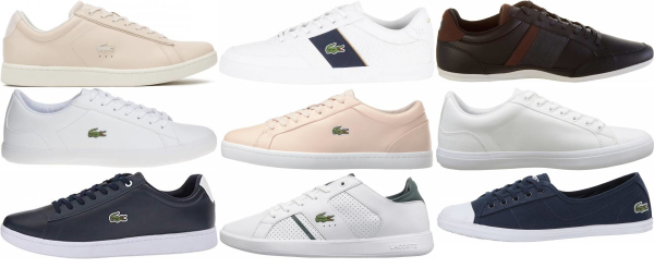 buy lacoste tennis sneakers for men and women