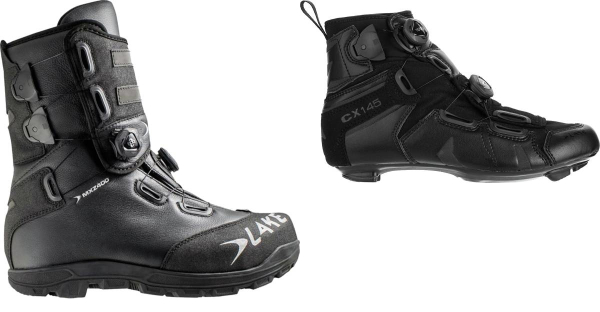buy lake winter cycling shoes for men and women