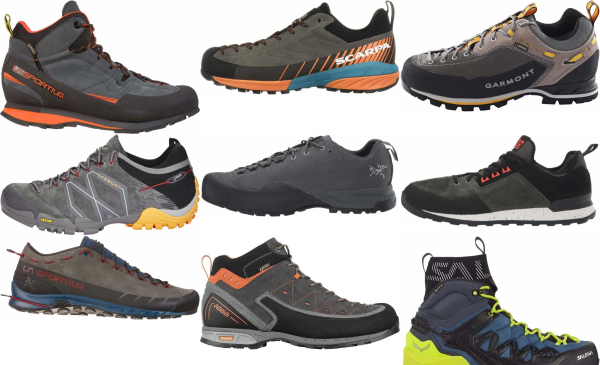 buy leather approach shoes for men and women