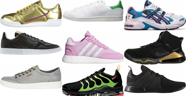 buy leather sneakers for men and women