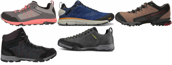 buy leather speed hiking shoes for men and women
