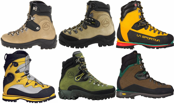 buy leather water repellent mountaineering boots for men and women