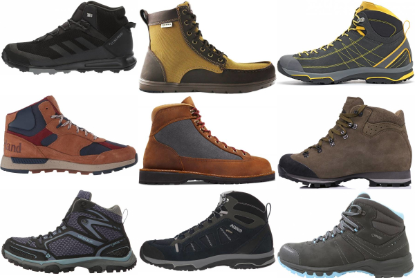 buy light hiking boots for men and women