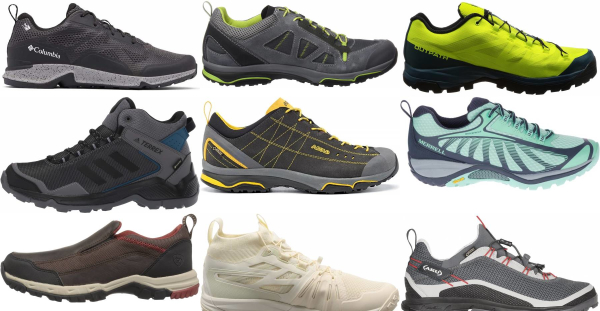 buy light hiking shoes for men and women