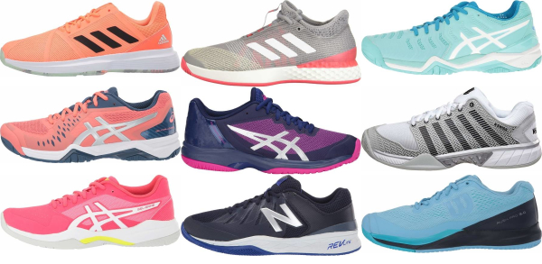 buy lightweight all court tennis shoes for men and women