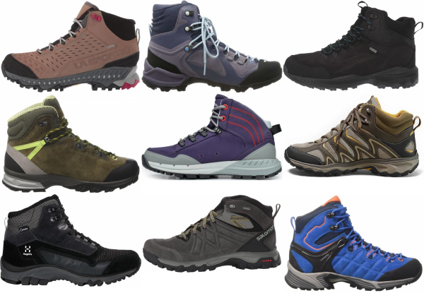 buy lightweight backpacking boots for men and women