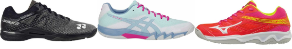 buy lightweight badminton shoes for men and women