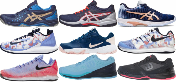 buy lightweight blue tennis shoes for men and women