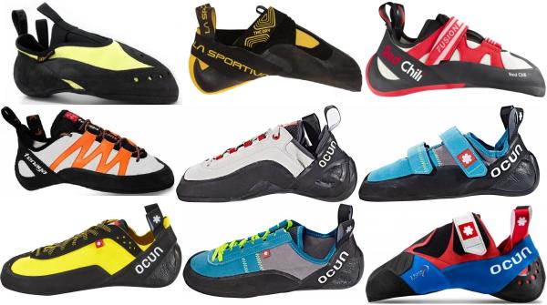 buy lightweight climbing shoes for men and women