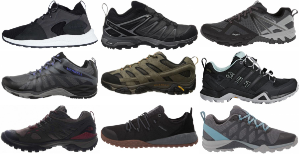buy lightweight day hiking shoes for men and women