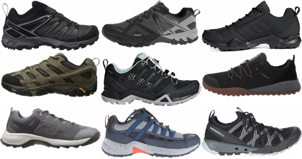 buy lightweight eva midsole hiking shoes for men and women