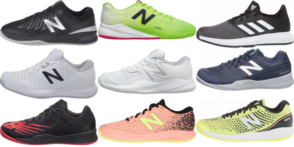 buy lightweight x-wide tennis shoes for men and women