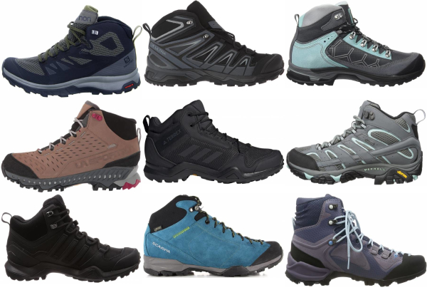 buy lightweight gore-tex hiking boots for men and women