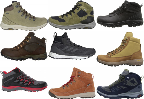 buy lightweight hiking boots for men and women