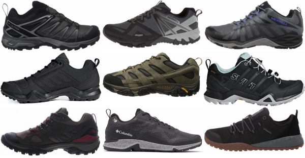 buy lightweight low cut hiking shoes for men and women