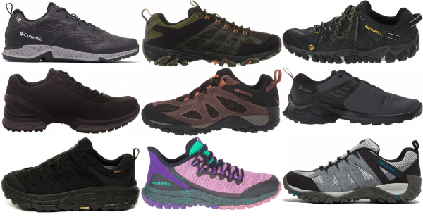 buy lightweight neutral hiking shoes for men and women