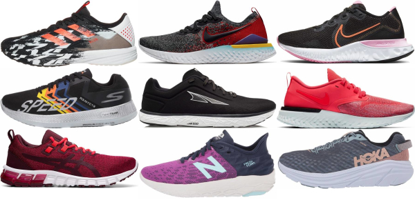 buy lightweight running shoes for men and women