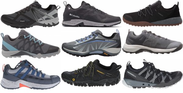 buy lightweight summer hiking shoes for men and women