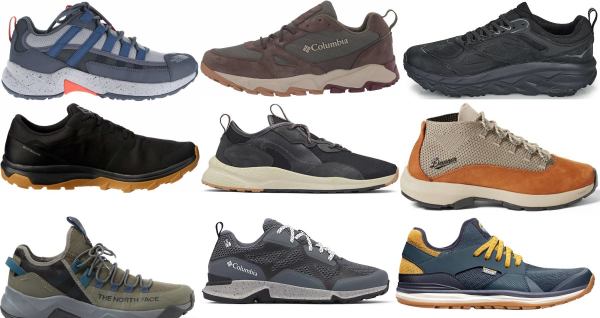 buy lightweight urban hiking shoes for men and women