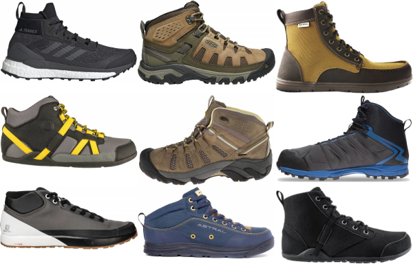 buy lightweight water repellent hiking boots for men and women