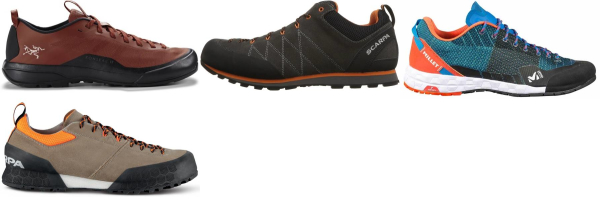 buy lightweight water resistant approach shoes for men and women