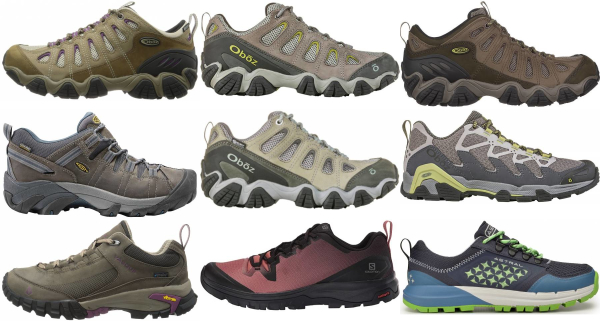 buy lightweight wide toe box hiking shoes for men and women