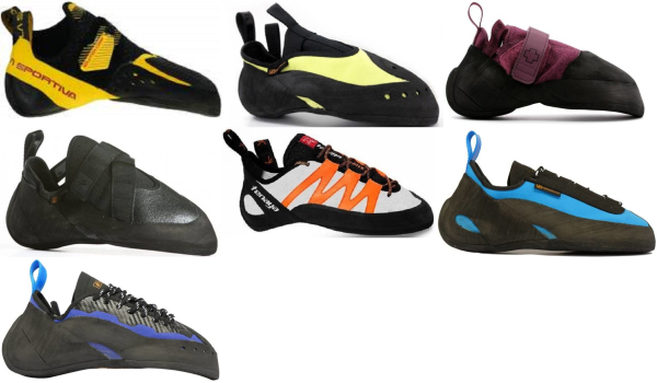 buy lined climbing shoes for men and women